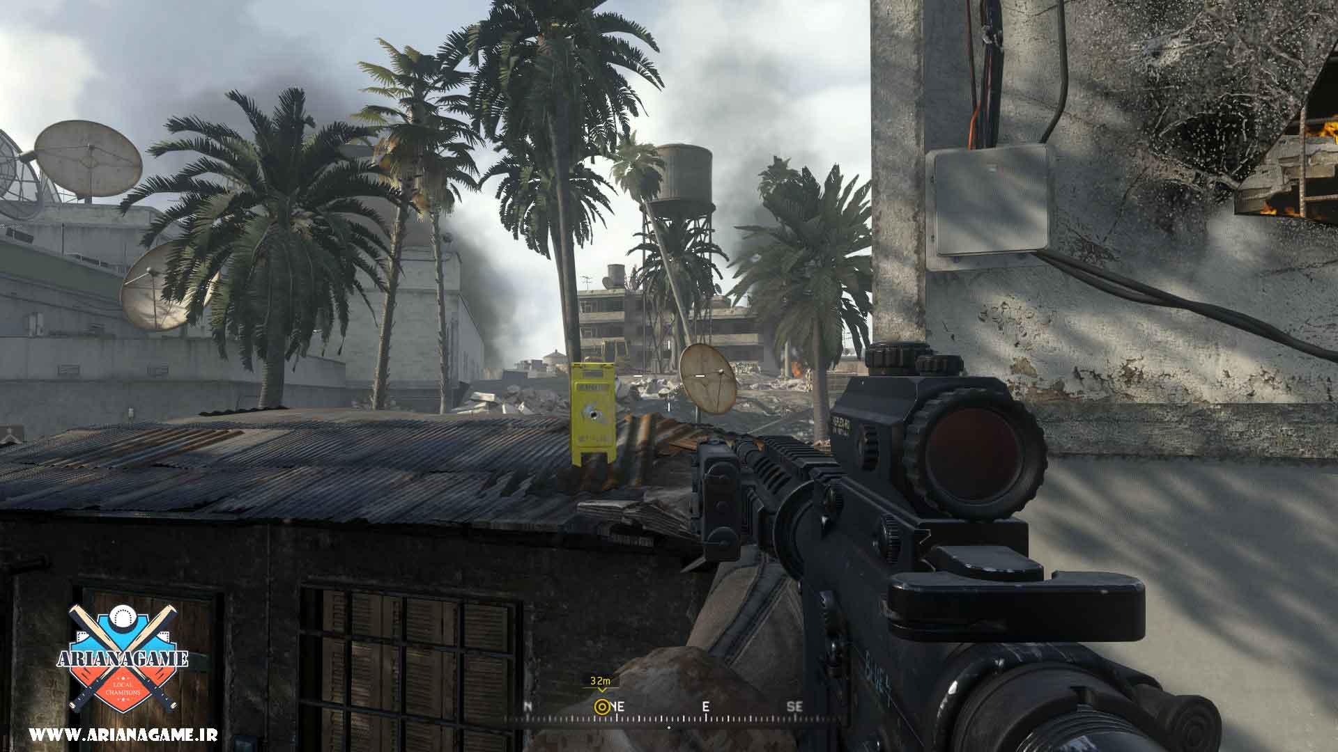 خرید بازی Call of Duty Modern Warfare Remastered برای PC