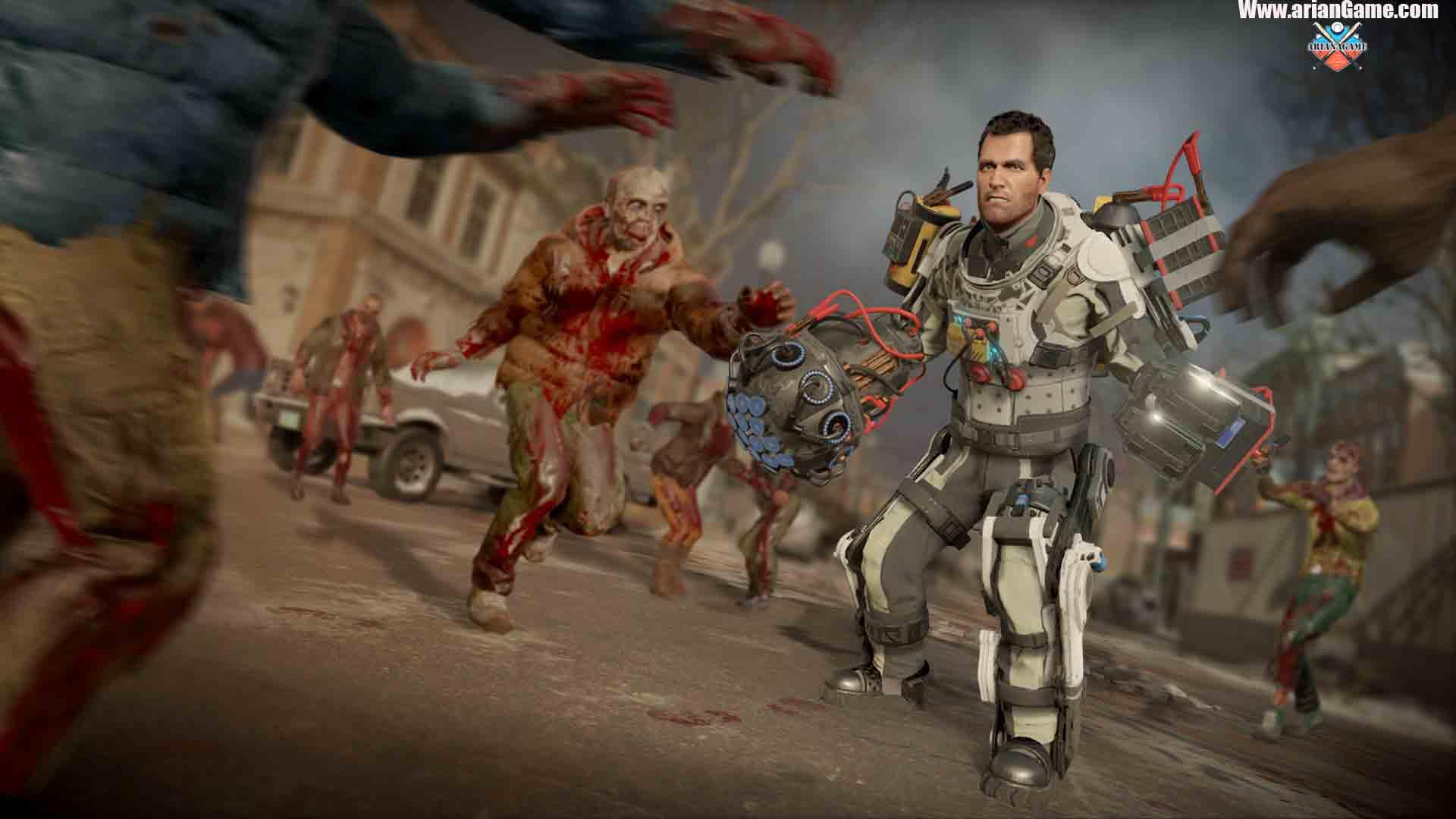 خرید بازی Dead Rising 4 برای کامپیوتر