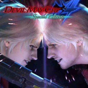 خرید بازی Devil May Cry 4 Special Edition