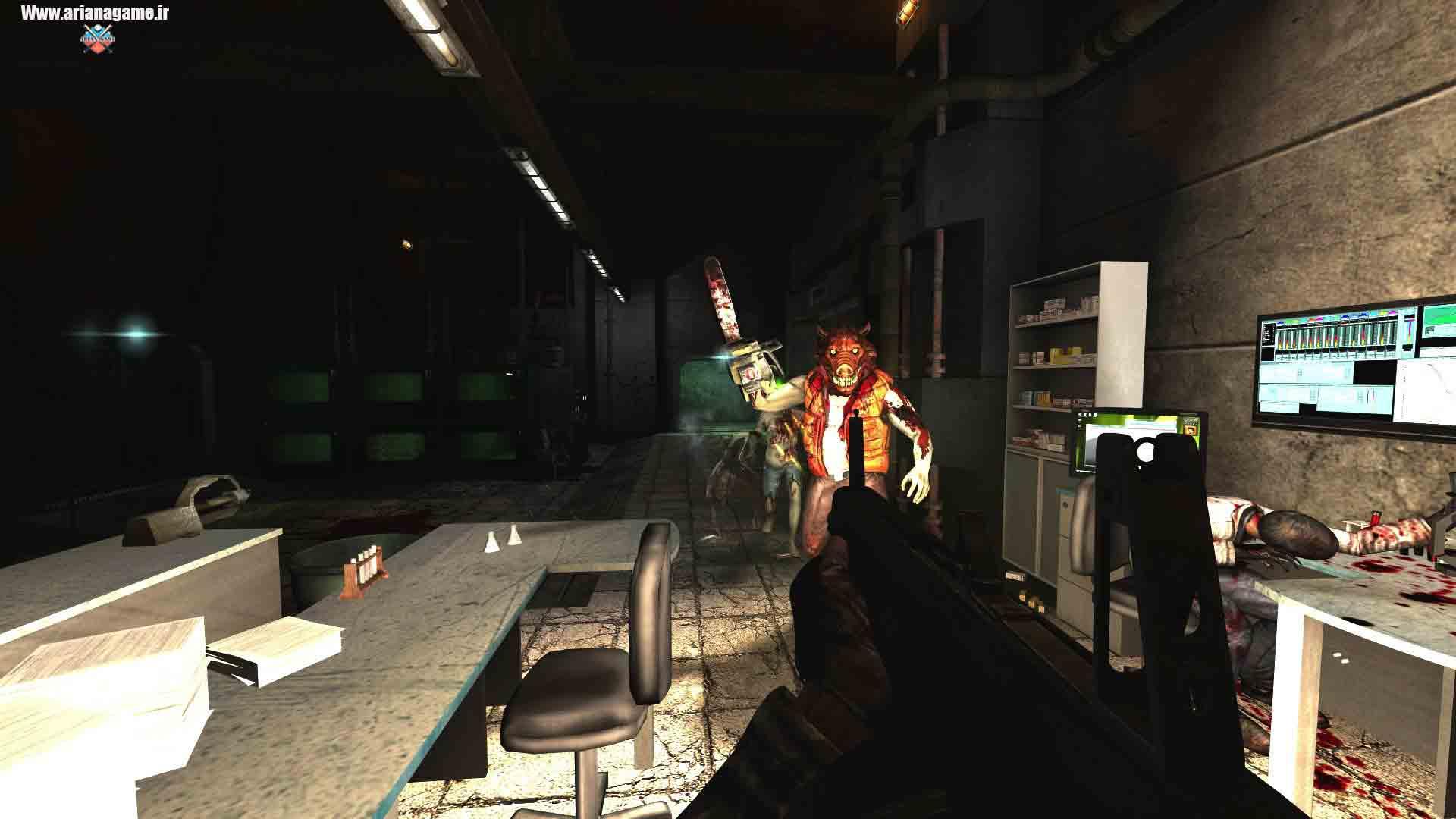 خرید بازی Killing Floor 2 Yuletide Horror l