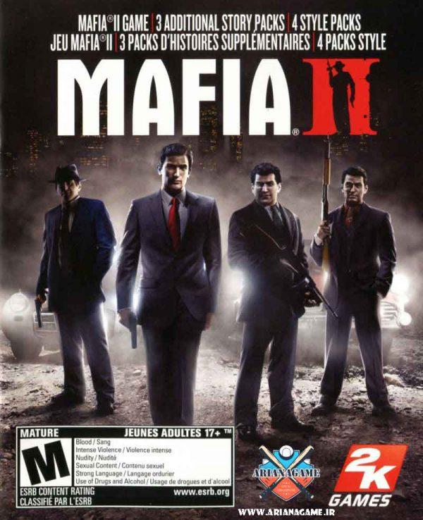 خرید بازی Mafia II (مافیا ۲) برای PC