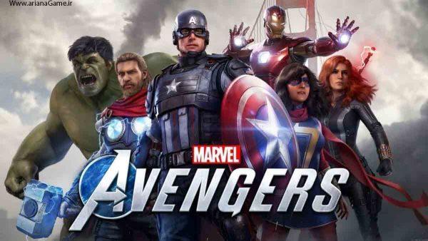 خرید بازی Marvel's Avengers