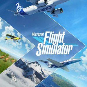 خرید بازی Microsoft Flight Simulator برای PC