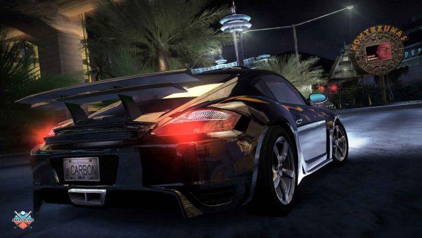 خرید بازی Need for Speed Carbon (جنون سرعت: کربن) برای PC
