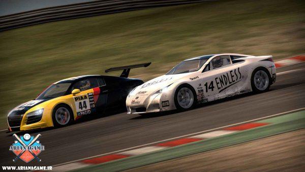 خرید بازی Need for Speed Shift (جنون سرعت: تغییر) برای PC