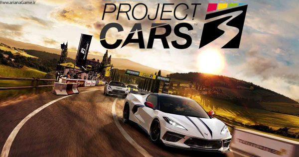 خرید بازی Project CARS 3