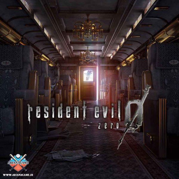 خرید بازی Resident Evil 0 HD Remaster (رزیدنت ایول صفر) برای PC