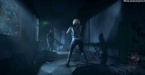 خرید بازی Resident Evil Project Resistance
