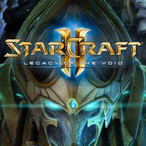 oStarcraft II Legacy of Voidخرید بازی