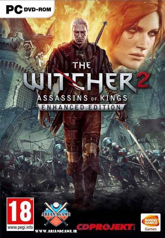 خرید بازی The Witcher 2 Assassins of Kings (ویچر ۲: قاتلین پادشاهان) برای PC