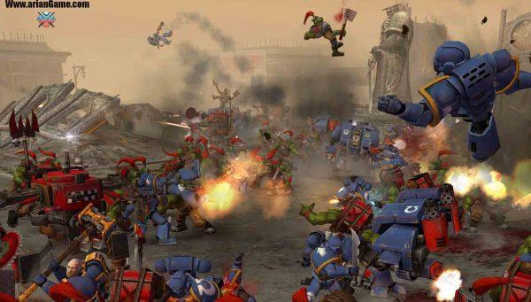 خرید بازی Warhammer 40,000 Dawn of War III