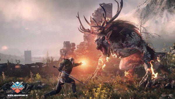 خرید بازی The Witcher 3 Wild Hunt (ویچر ۳: شکار وحشیانه) برای PC