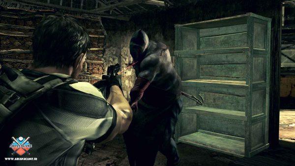 خرید بازی Resident Evil 5 (رزیدنت اویل ۵) برای PC