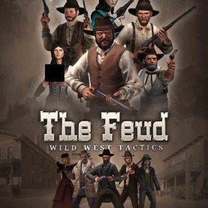 خرید بازی The Feud Wild West Tactics