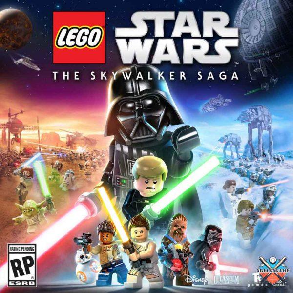 خرید بازی LEGO STAR WARS: THE SKYWALKER SAGA برای PC